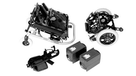 Elektrický vozík A200