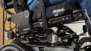 Elektrický vozík Juvo